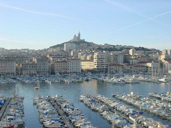 Главные порты Франции