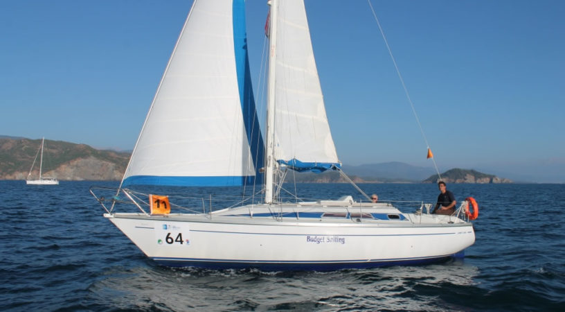 Прогулки на яхте в Средиземном море