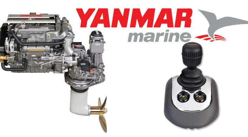Yanmar представила подруливающее устройство для парусных яхт