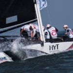 {:ru}Экипаж «Alinghi» - победитель 2-го этапа «Extreme Sailing Series»{:}{:ua}Екіпаж «Alinghi» - переможець 2-го етапу «Extreme Sailing Series»{:}