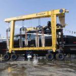{:ru}Черная 50-метровая яхта «Mangusta-165» спущена на воду{:}{:ua}Чорна 50-метрова яхта «Mangusta-165» спущена на воду{:}