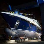{:ru}Верфь Rossinavi спустила на воду очередную яхту Prince Shark{:}{:ua}Верф Rossinavi спустила на воду чергову яхту Prince Shark{:}