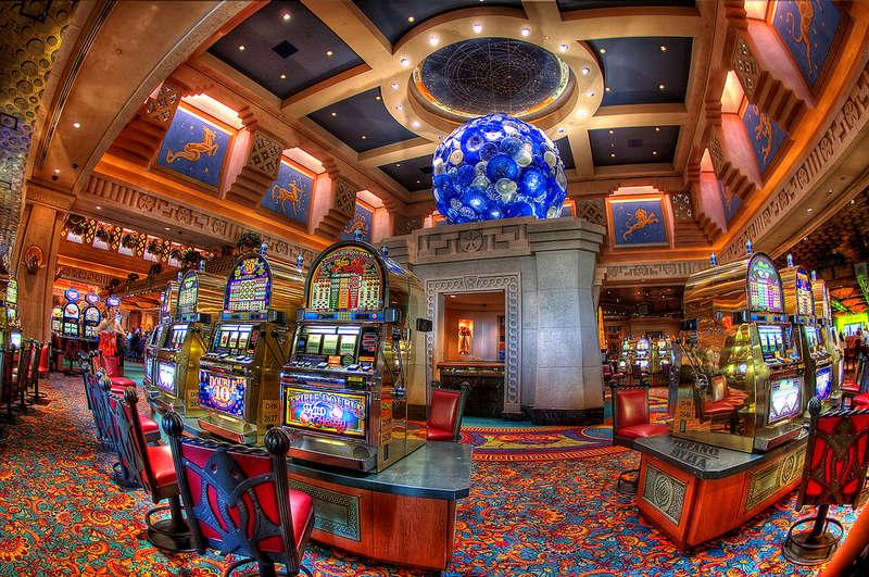 Крупнейшие онлайн-казино мира